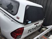 Wrecking hilux rear tub with canape 2017 model Campbellfield Hume Area Preview