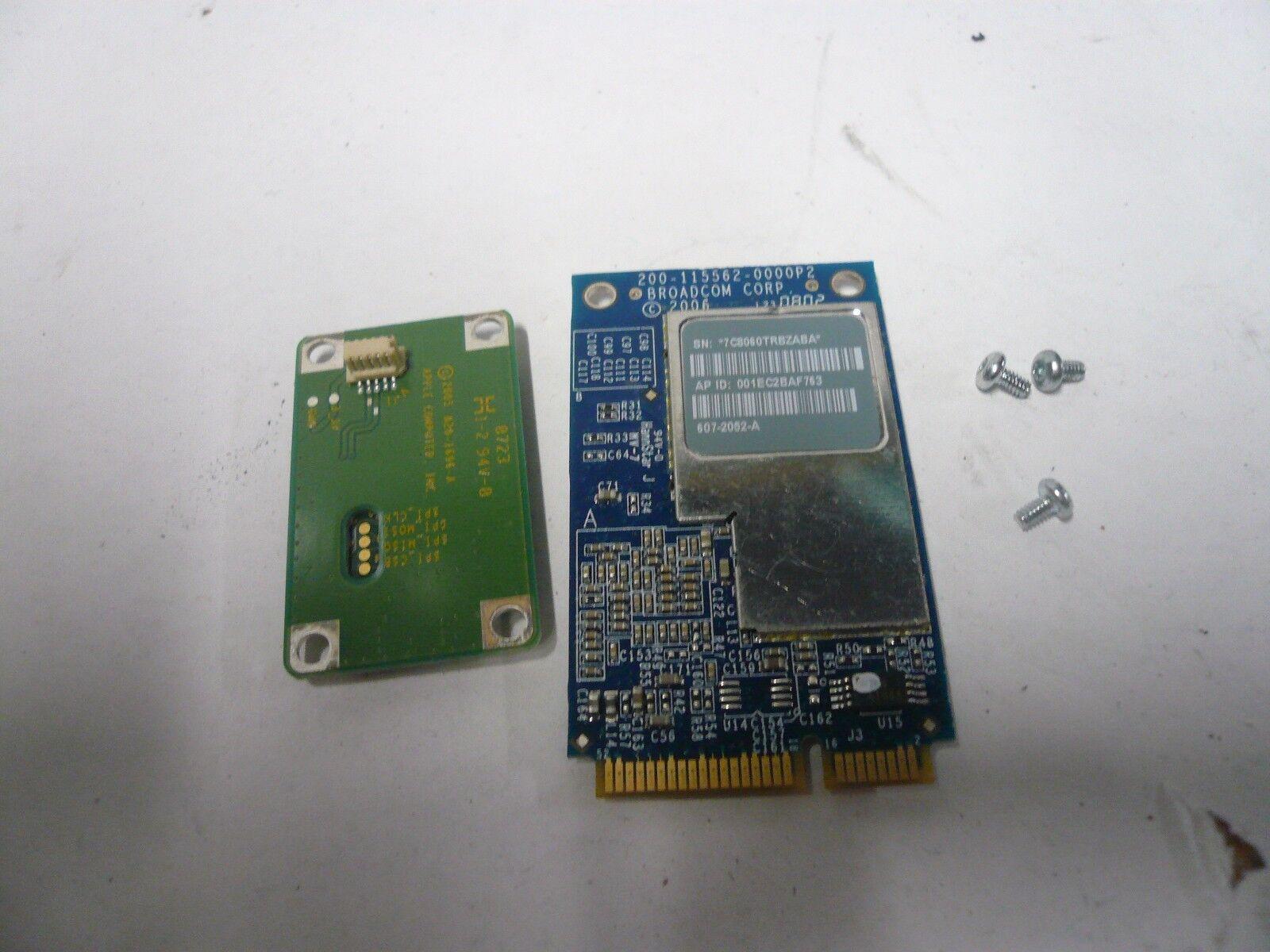 apple mac pro & imac extreme wifi card bm94321mc