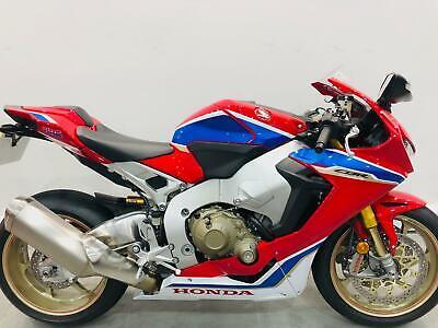 19 Reg Honda CBR1000RR S2-J SP2 only 206 miles
