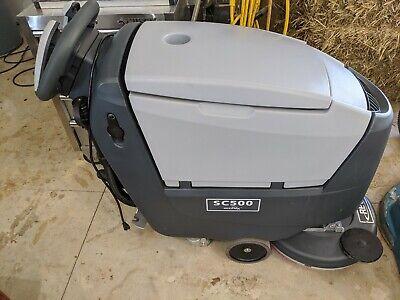 Advance Model Sc500 20 B Ecoflex Floor Scrubber