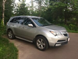 2011 Acura MDX All wheel drive