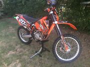 KTM 2005 450 exc Cooma Cooma-Monaro Area Preview