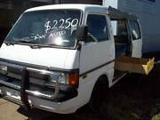 1994 FORD ECONOVAN CAMPER AUTO PETROL( TOYOTA NISSAN BACK PACKER Killarney Southern Downs Preview