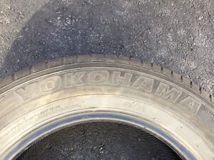 225-65-17 Yokohama Geolander G91 All Season Tires set of 4