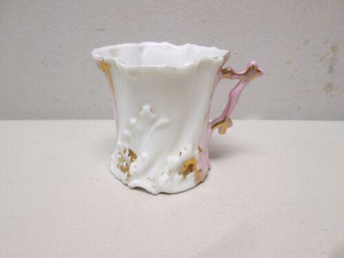 Fancy Porcelain Tea Cup Pink ANTIQUE