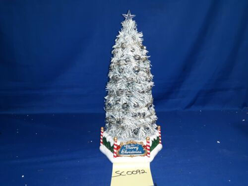 Lemax Village Collection New Majestic Christmas Tree #84350 As-Is SC0092