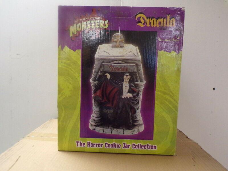 Dracula cookie jar