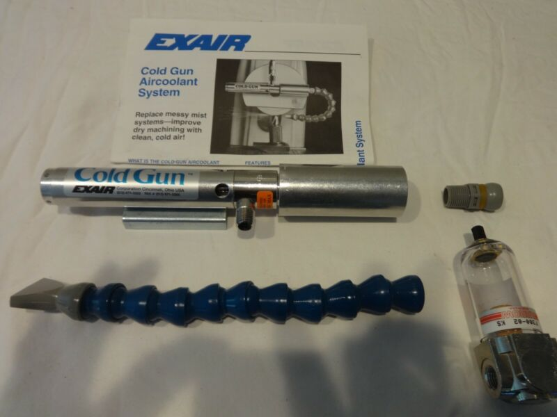 Exair Cold Gun Set 5215.