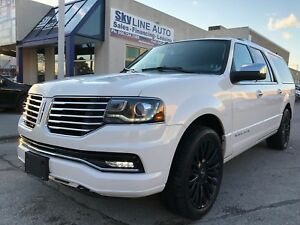 2016 Lincoln Navigator L Select NAVICAM|POWER RUNNING BOARDS|...