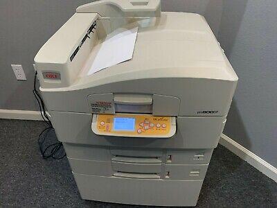Oki Pro-color 900 Dp Envelope Printer