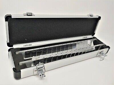 Optical Prism Bar Set Horizontal 16 Vertical 15 Prism Bar W Aluminum Case
