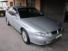 2002 Holden Commodore Sedan Dual Fuel Maitland Maitland Area Preview