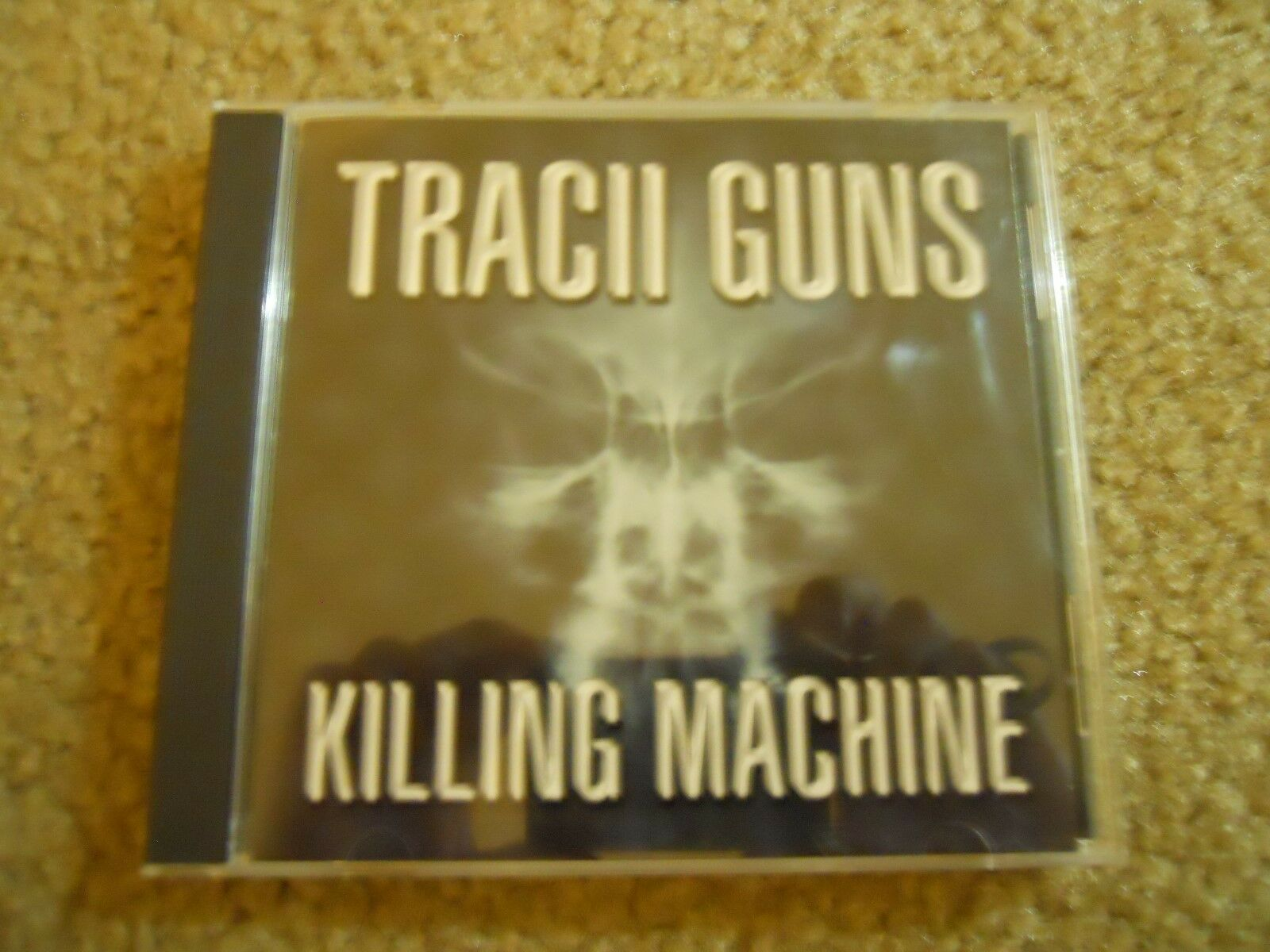 TRACII GUNS KILLING MACHINE LA GUNS, GUNS N ROSES, STEEL PANTHER, VAN HALEN - $8.00