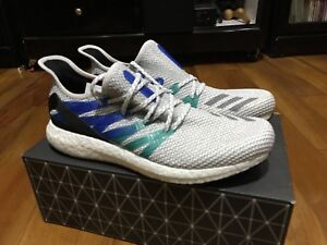 huge discount 49c66 bf9df ADIDAS SPEEDFACTORY FUTURECRAFT AM4LDN BOOST SHOES SIZE US11 ULTRA 4D