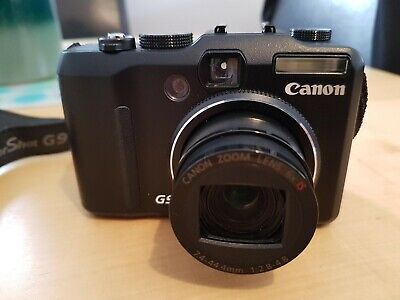 Canon PowerShot G9 12.1MP Digital Camera - Excellent condition