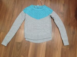 Ivivva knit sweater - size 8