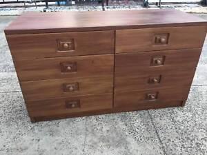 drawers, dresser, Alrob, vintage, WE CAN DELIVER Brunswick Moreland Area Preview