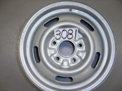 14 X 6 XG  Disc Brake Rally Wheel