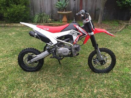 2015 125cc thumpstar Willetton Canning Area Preview