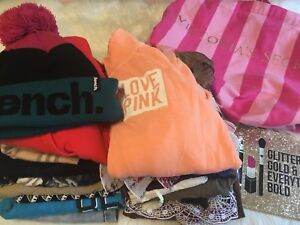 Women's 21 piece clothing lot size small for $40