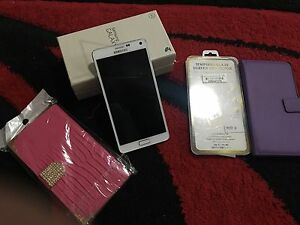SAMSUNG GALAXY NOTE 4 PERFECT COND Canning Vale Canning Area Preview