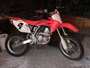 CRF150RB 2008