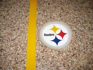 Pittsburgh Steelers  3M football helmet decals and stripe 20 mil