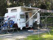Jayco Starcraft 1996 Pop-top 15' Latham Belconnen Area Preview