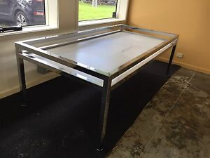 Glass Display Events Dining Desk Table Bayswater Knox Area Preview