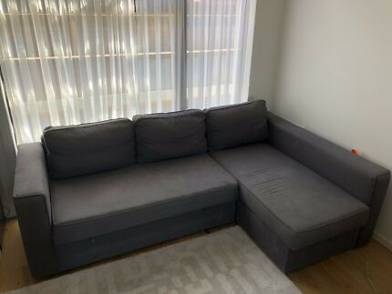 IKEA Manstad sectional couch/sofa bed