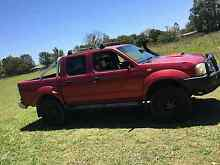 2002 navara str duel cab swap Caboolture South Caboolture Area Preview