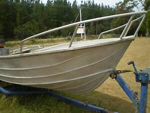 SAVAGE GANNET 14 ft on trailer Exeter West Tamar Preview