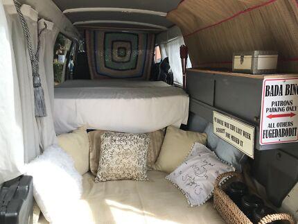 Amzing campervan LPG 3 seats long rego ready to go