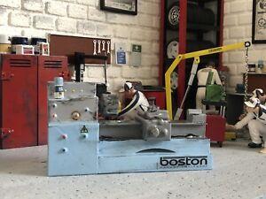 1:18 Diecast Garage Diorama Accessories For Autoart Minichamps Norev Otto Cars