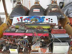 Arcade games parts  for FREE Dudley Park Mandurah Area Preview