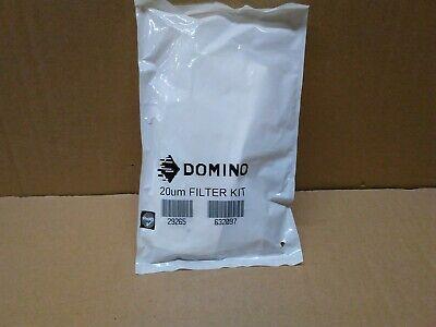 Domino A Series Printer 20 Um Filter Kit 29265