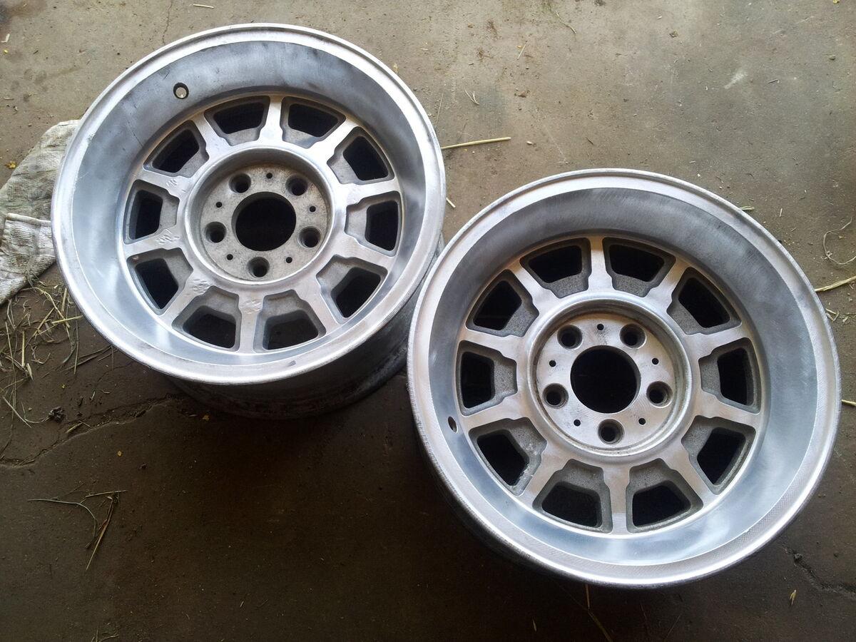 Mopar Chrysler Dodge Factory Aluminum Mirada Cordoba Wheels Rims 15x7