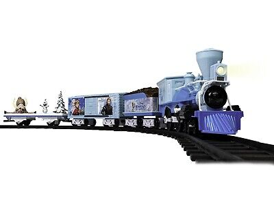 Lionel Disney Frozen Ready To Play Remote Train Set Christmas Hanukkah
