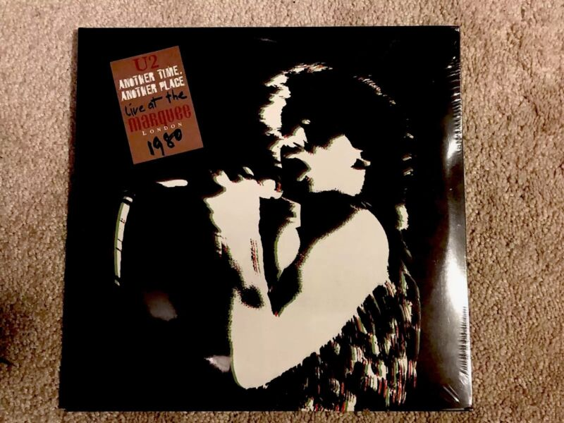 U2 Another Time, Another Place: Live At The Marquee London 1980 VINYL - NEW