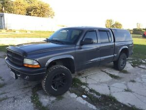2004 Dodge Dakota Quad Cab 4x4