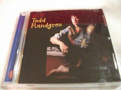The Very Best of Todd Rundgren 1997 CD 16 tracks (Best Of Todd Rundgren)