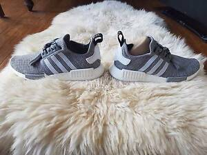 Adidas NMD R1 Grey Box Hill Whitehorse Area Preview