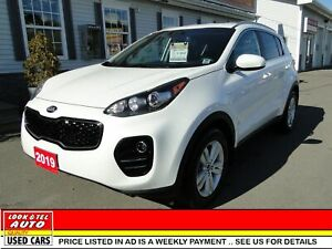 2019 Kia Sportage  you're approved $93.02 a week tax inc LX