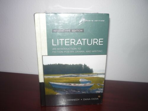 Literature: An Introduction to Fiction, Poetry, and Drama: Interactive Edition