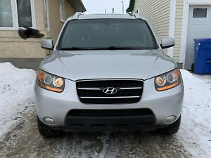 2008 Hyundai SantaFe AWD