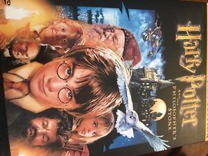 First 4 Harry Potter movies on DVD