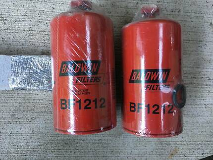 Baldwin Fuel Filters new in shrink wrap BF1212 with drain cock