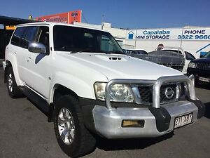 2004 Nissan Patrol Wagon Capalaba West Brisbane South East Preview