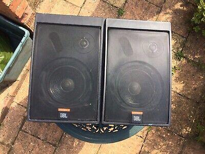 JBL Control 5 Speakers