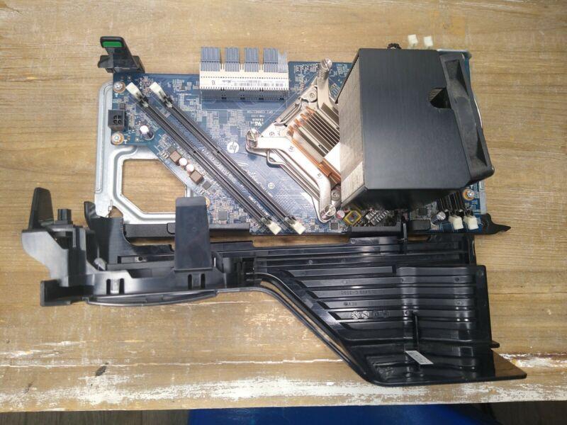 HP Z620 Workstation - 2nd CPU Riser Board 618265-001 w/  E5-2630  2.30GHz 6 Core